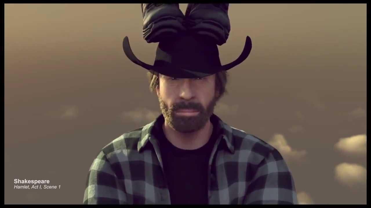 The Epic Split feat Chuck Norris vs Van Damme - Volvo ★ Merry Christmas! - YouTube