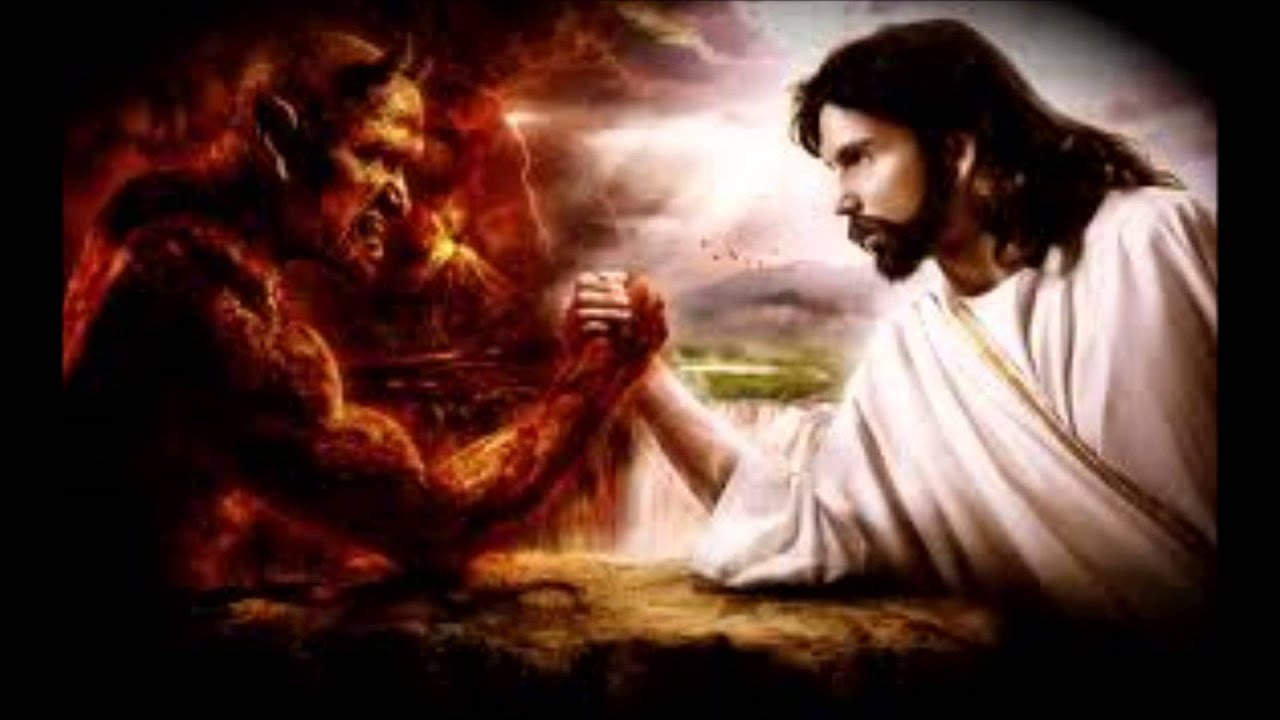 God Fighting The Devil Related Keywords - God Fighting The ...