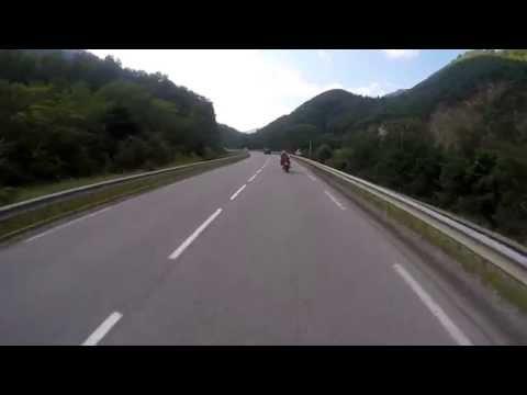 Wakacje 3 Francja Castellane 2014 (st Tropez)