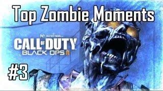 Fastest Zombie Ever - Funny Black Ops 2 Zombies Fails, Glitchs and Epic Moments - BO2 ZOMBIES