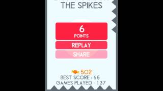 Spikes (Android Oyun İncelemesi)
