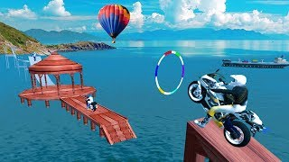 Motocross Beach Bike Racing (by Gameza Inc) Android Gameplay [HD]