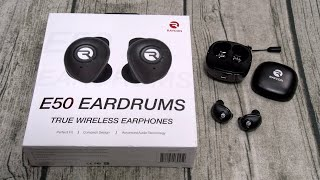 Raycon E50 Eardrums - Are They Worth $70?