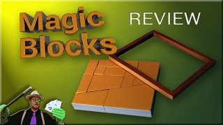 Magic blocks Review NO REVELADO
