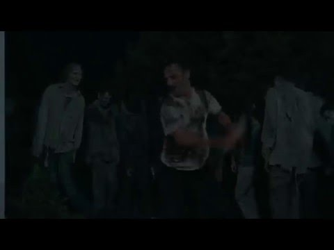 The Walking Dead 6x09 - Rick Revenges on Walkers [HD 1080p] - No Way Out streaming vf