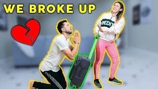 BREAKING Up With My BOYFRIEND *PRANK* | The Royalty Family