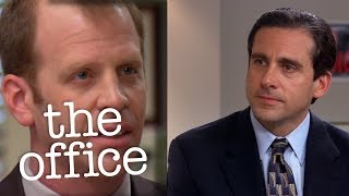 Picking a Charity - The Office US