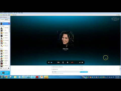How to Screen Share on Skype