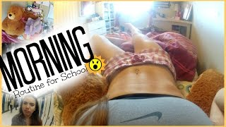 Morning Routine For School 2015