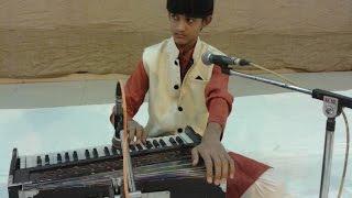 Raag Gorakh Kalyan - Vilambit Gat in 9 Matra - Mattaal, Madhya & Drut Gat in Tritaal at Saptak 2014
