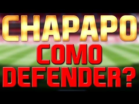 FIFA 15 CHAPAPO COMO DEFENDER