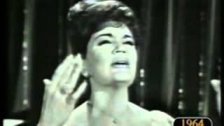 Watch Connie Francis Al Di La Italian  English Version video