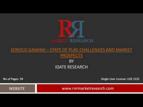 Serious Gaming Industry Evolution Latest Analysis Available at RnR Market Research