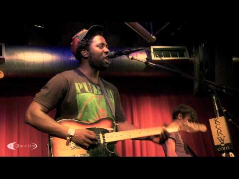 Bloc Party performing &quot;Team A&quot; on KCRW