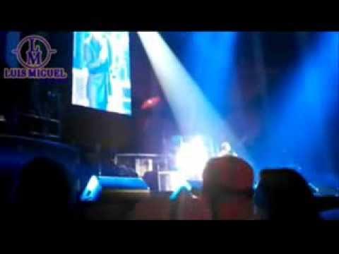 Luis Miguel ¡GENIALIDAD!  Medley JC Calderón 20 años despues