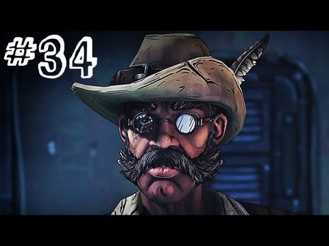 Borderlands 2 - MORTAR - Gameplay Walkthrough - Part 34 (Xbox 360/PS3/PC) [HD]