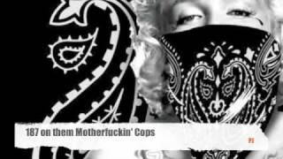 Hip Hop Beat - 187 on them Motherfuckin' Cops