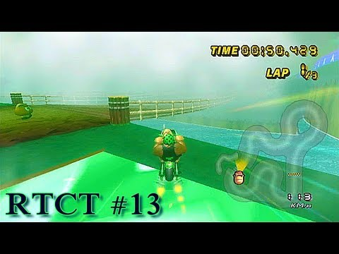 [MKWii] Rate That Custom Track #13 ~ The Chicken is Burning!