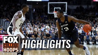 No. 6 Butler continues to roll, defeating Providence 70-58 | FOX COLLEGE HOOPS HIGHLIGHTS