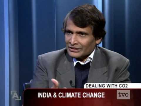 Suresh Prabhu on India & Climate Change