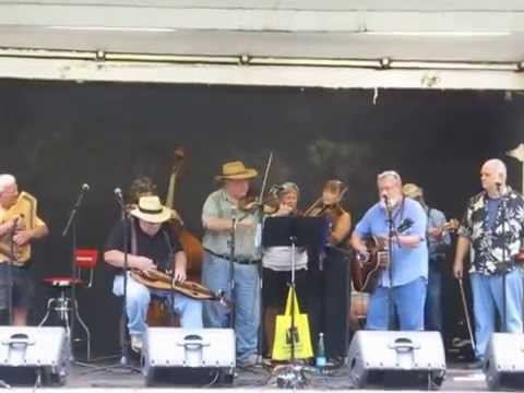 OldTimeJammers play Uncle Pen / Jenny Lind at South Florida Bluegrass Festival Sep 06 2015