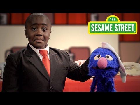 Sesame Street: Socktober Telethon with Grover and Kid President!
