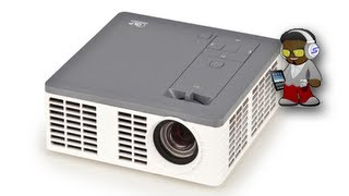 3M MP410 Mobile Projector Unboxing and First Look