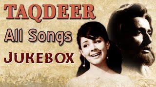 download lagu Taqdeer All Songs Jukebox  Bharat Bhushan & Farida gratis
