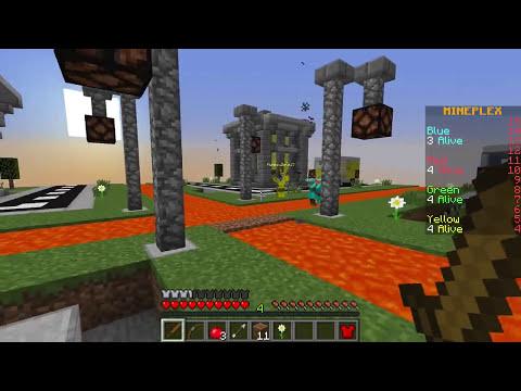 Minecraft Micro Battle Mini-Game