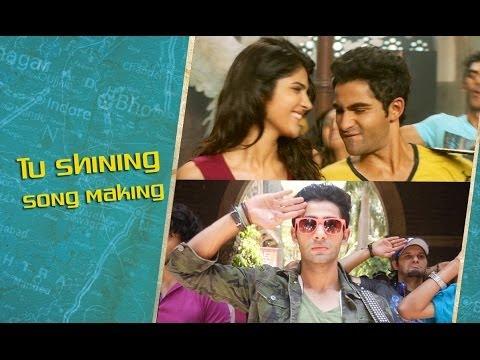 Making Of Tu Shining | Lekar Hum Deewana Dil | Armaan Jain & Deeksha Seth