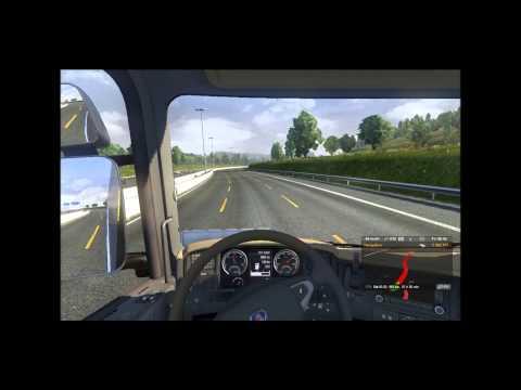 Mod limite de velocidade 120 km/h - euro truck simulator 2