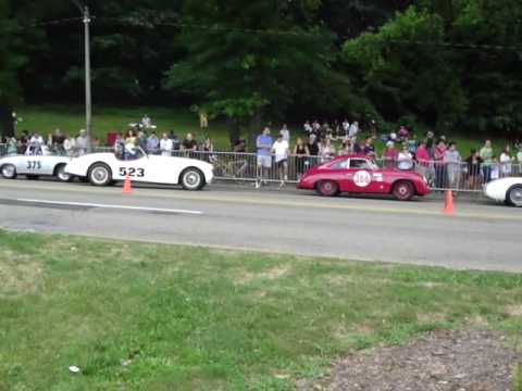 Pittsburgh Vintage Grand Prix 2009 video