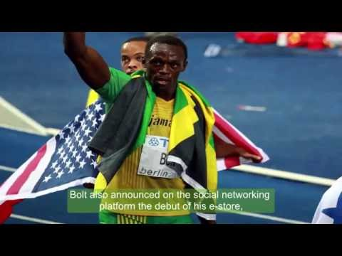 Breaking News Today - Usain Bolt triumphed Friday in London