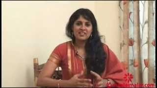 Charulatha - VIP interview Videos - Charulatha Mani