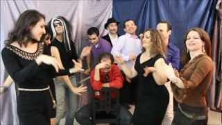 رقص دانشجویان ایرانی مریلند آمریکا با آهنگ بیژن مرتضوی