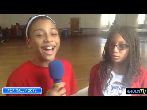 W.A.S. TV Westchester Area School Pep Rally