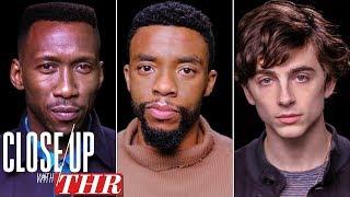 Actors Roundtable: Chadwick Boseman, Timothée Chalamet, Mahershala Ali, Viggo Mortensen | Close Up