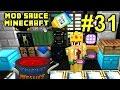 Minecraft Mod Sauce Ep. 31 - New Mods AE2  !!! ( HermitCraft Modded Minecraft )