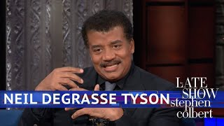 Neil deGrasse Tyson: The Military/Space Alliance Runs Deep