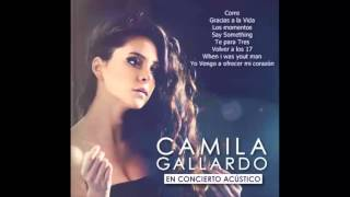 Camila Gallardo -  Say Something