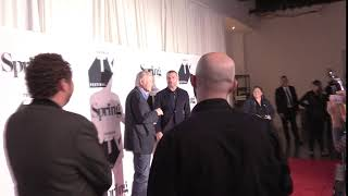 Jon Voight and Liev Schreiber get into fighting stance at Tribeca TV Festival