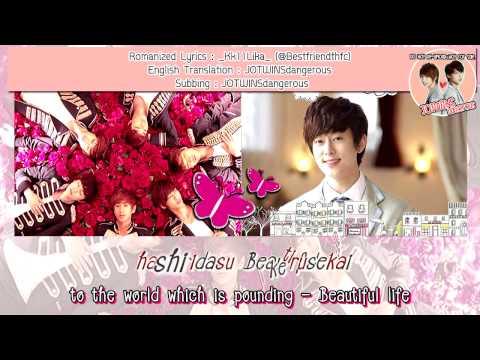 [Romanized-Engsub] Boyfriend - Beautiful life (GOGO ikemen5)