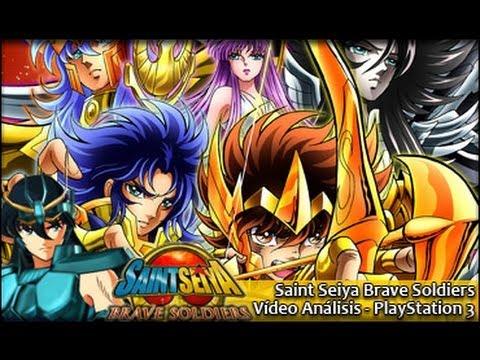 Saint Seiya Brave Soldiers PS3 | Análisis en español GameProTv