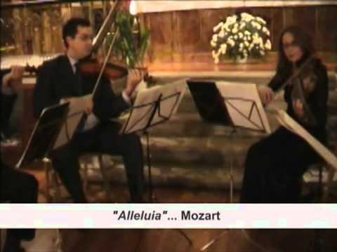 Alleluya de Mozart.