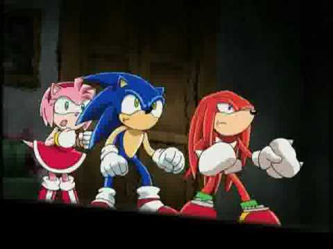 Sonic X Episode 60 - The Return of Shadow (Japanese) part 2
