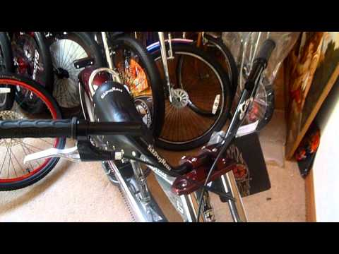 Schwinn Stingray Chopper Bicycle 3 speed