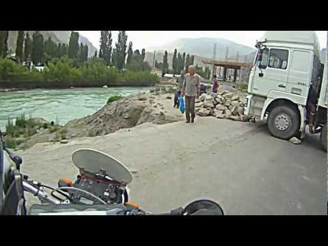 Khorog, Tajikistan, 26.July 2012
