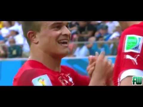 Xherdan Shaqiri - Switzerland - Goals & Skills |HD|