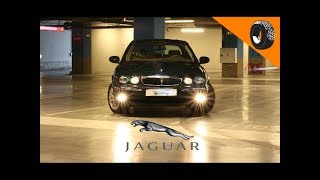 Jaguar X Type -  A poor man's Rolls Royce
