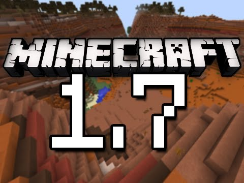 Lets Explore Minecraft 1.7 w ChimneySwift11 Part 1 HD
